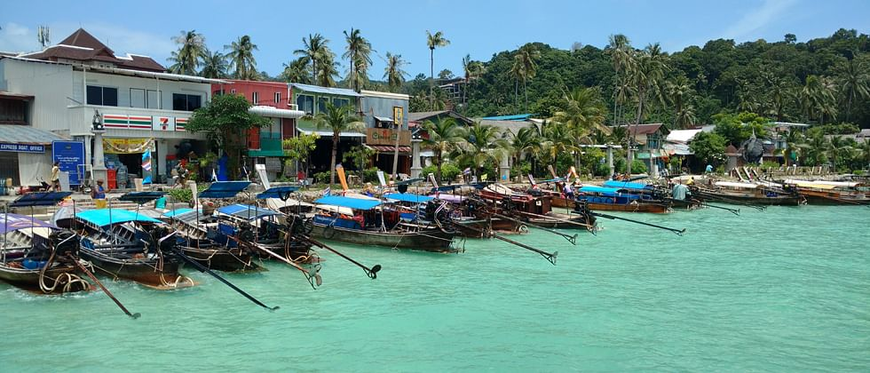 Top-five boat rides to explore Krabi in Thailand
