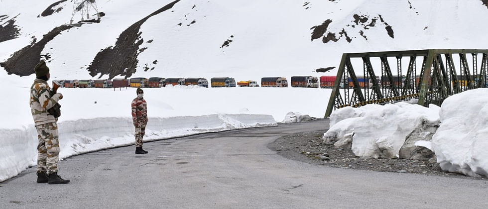 Army rejects purported video of clashes in eastern Ladakh