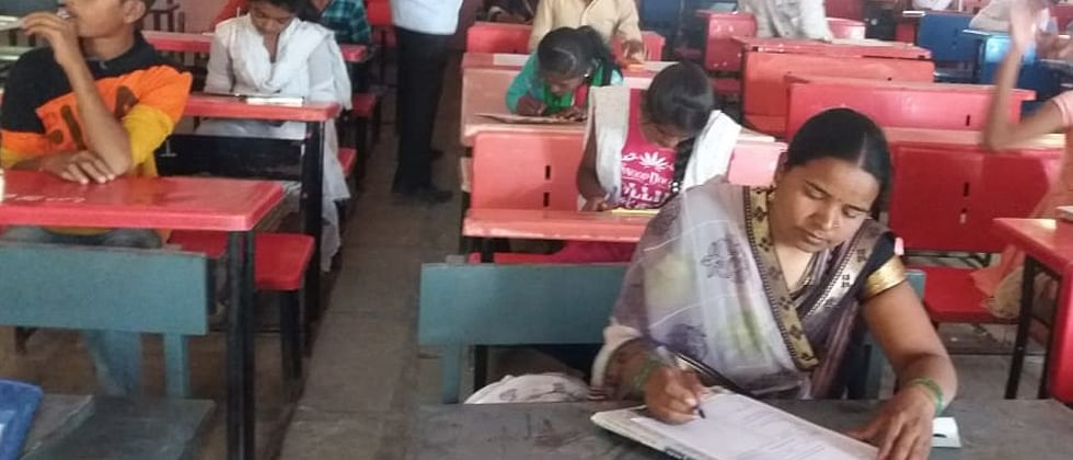 SSC results: Farmer widow, mother of three clears exam despite all odds