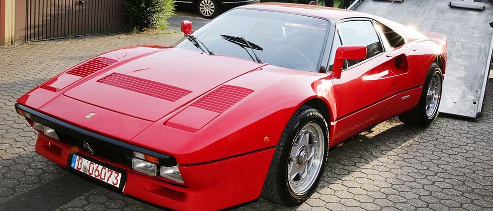Rare Ferrari stolen on test drive, later found