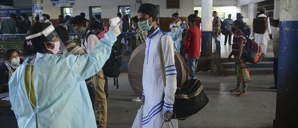Coronavirus India: More than 4,000 cases in a day!