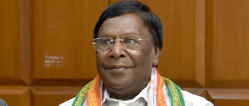 'PM Narendra Modi non-committal on helping States tide over fiscal woes': Puducherry CM