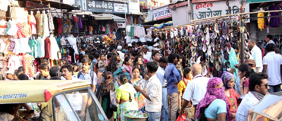 Laxmi Road Traders Association envisage a renewed Laxmi Road from Jan 1, 2018; draw plans for revamp
