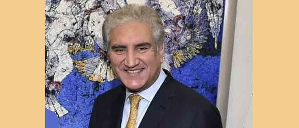 No decision yet on airspace closure to India: Qureshi
