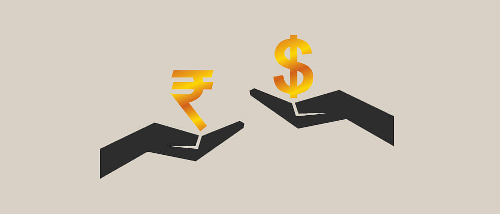 Indian rupee plunged to a two month low due to US elections uncertainty