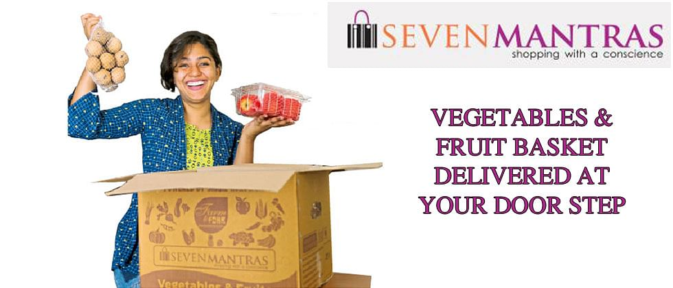 Only Seven Mantras can deliver fresh vegetables & fruits: Mrunmayee Deshpande