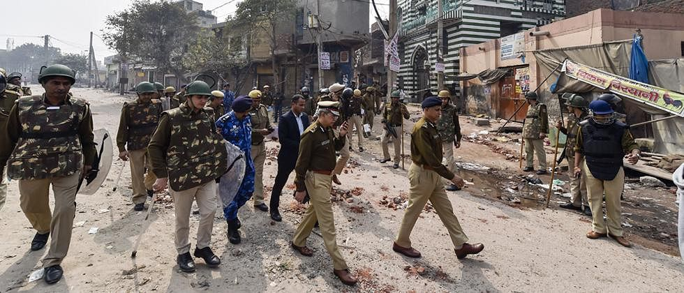 Shaheen Bagh 2.0 protests prevented by Delhi Police