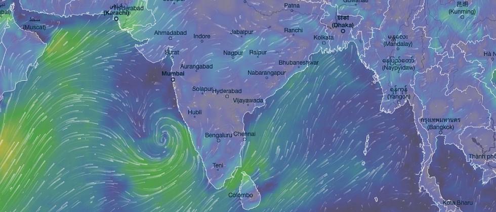 Cyclone Nisarga to cross Maharashtra and Gujarat coasts in the next two days