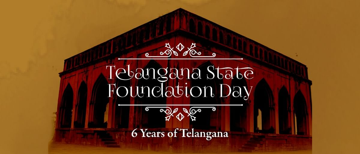 Telangana Foundation Day: Low-key celebration for a big day