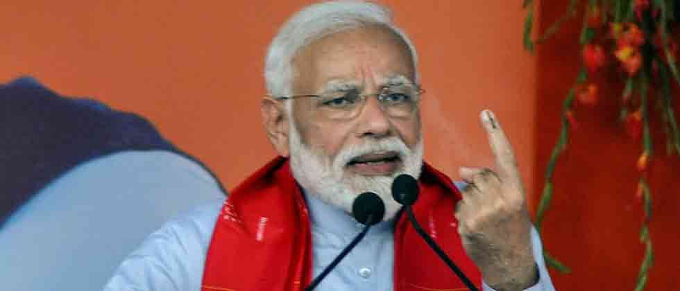 LokSabha 2019: Modi hits out at Cong rule for not testing anti-satellite missile despite capability