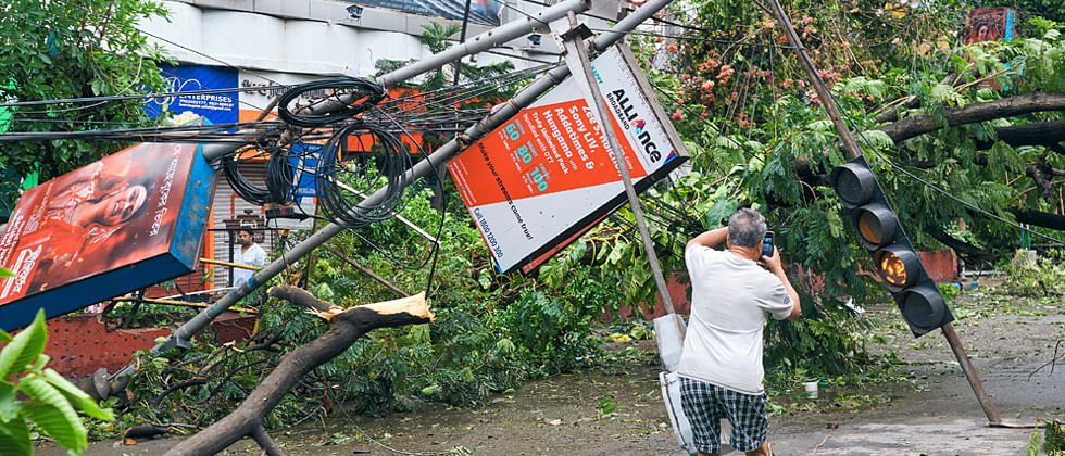 A week since Amphan: How the super-cyclone swept off the living conditions in West Bengal