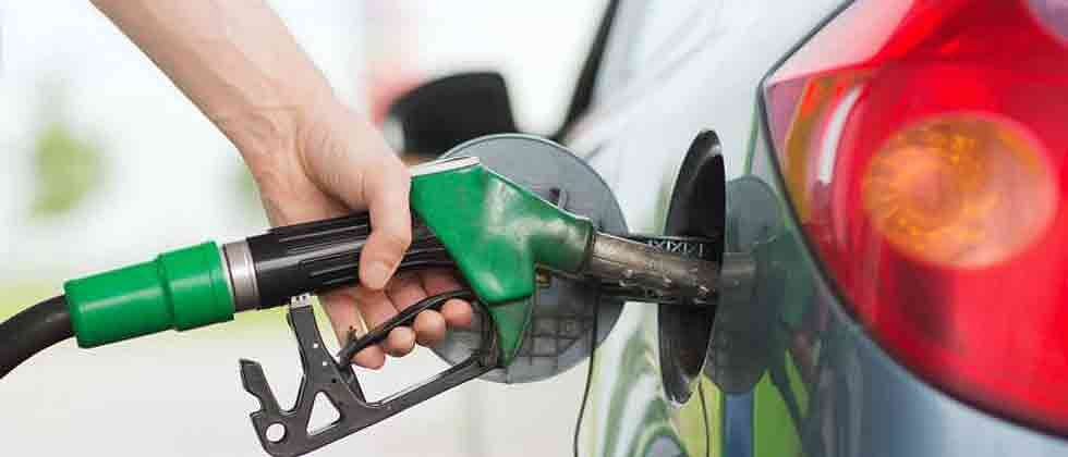 Petrol prices continue to surge, diesel stable