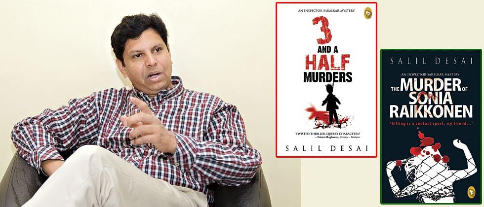 Inspector Saralkar 'caught in web'
