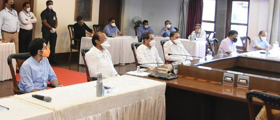 Pune: CM Uddhav Thackeray makes suggestions to bring down COVID-19 fatality ratio