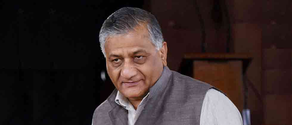 China lost at Least 40 soldiers in Galwan Valley, says VK Singh