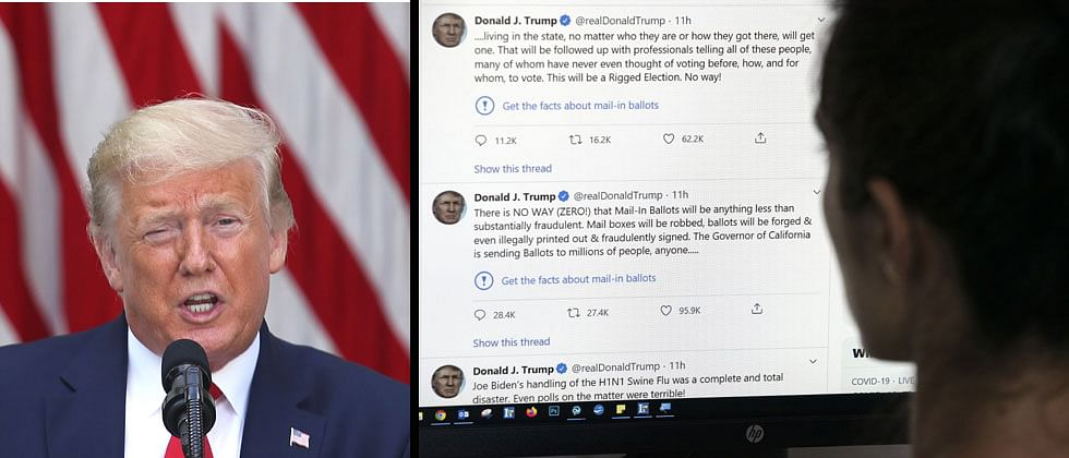 US conservatives push Parler as an alternative to Twitter