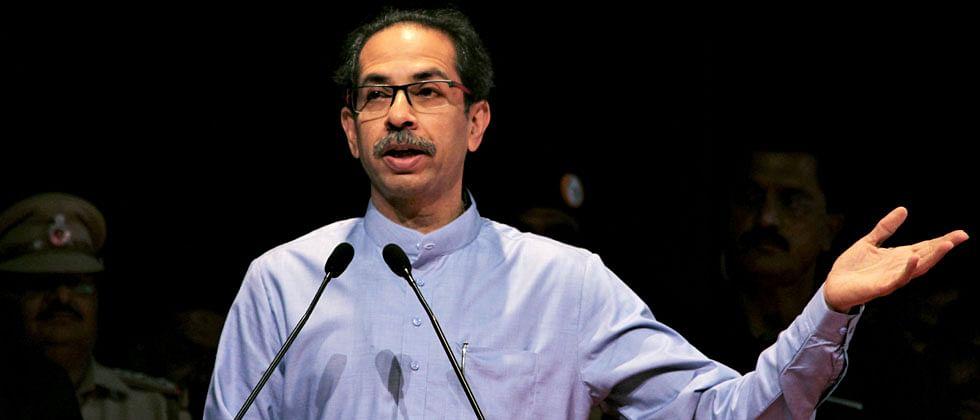 Leading from the front - Uddhav Thackeray