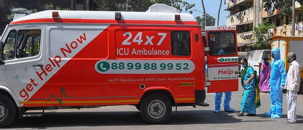 Pune: 42-year-old man dies after ambulance, hospital denies service