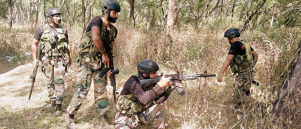 Maratha Light Infantry Regimental Centre to get indoor shooting range