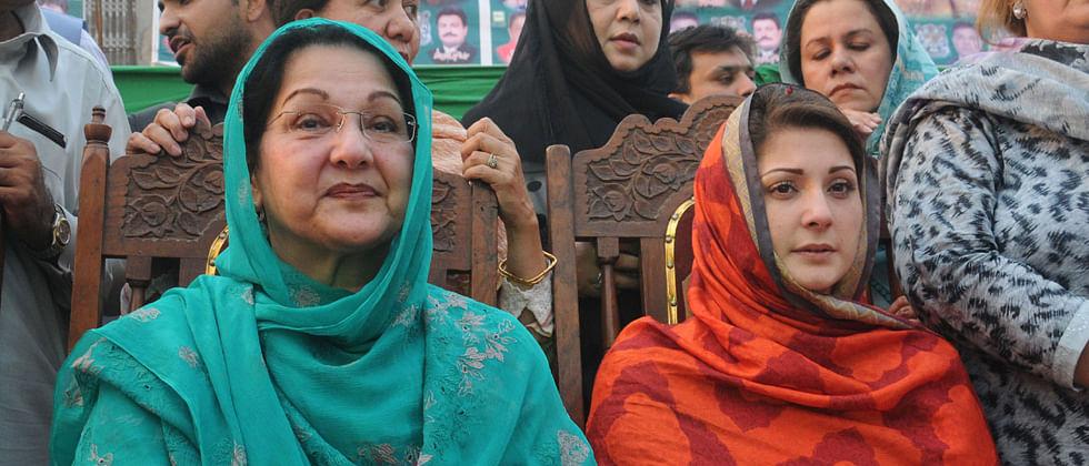 Nawaz's ailing wife dies in London