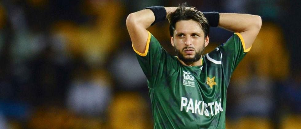 Shahid Afridi claims Indian players sought forgiveness after defeat against Pakistan