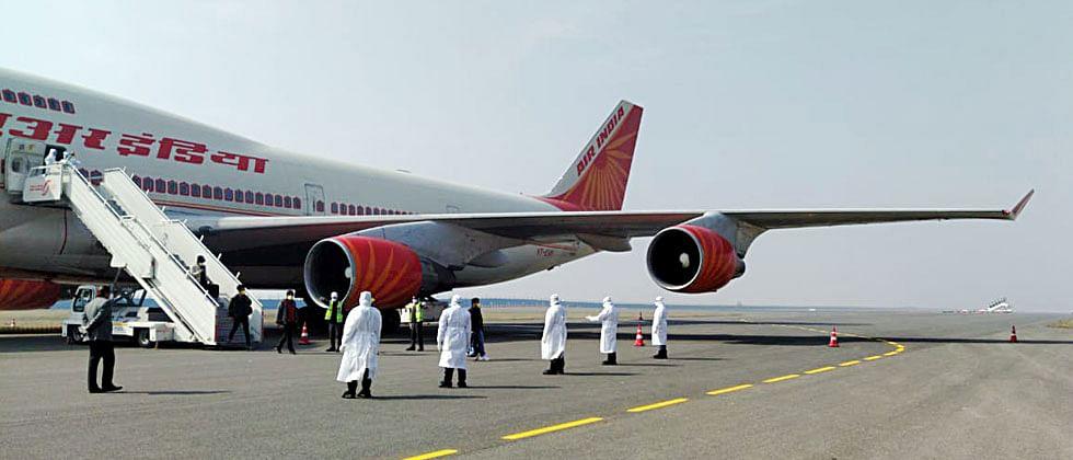 Pune: 186 Maharashtrian stranded workers return from Dubai