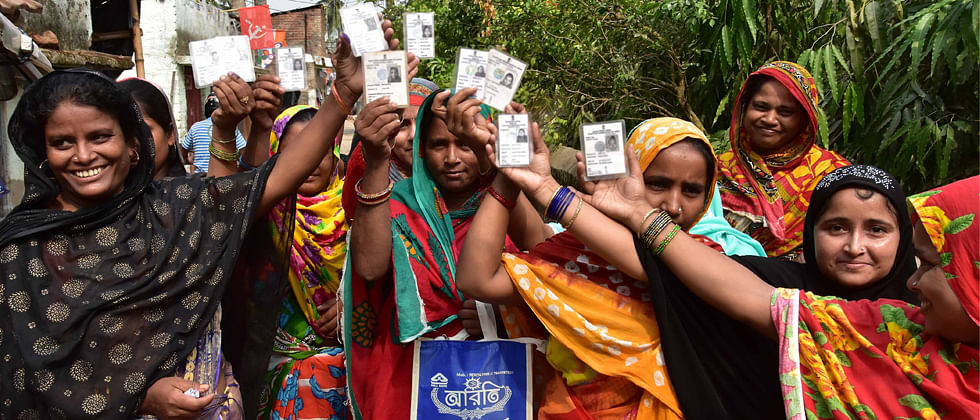 Nearly 80 per cent polling in Bengal amid violence