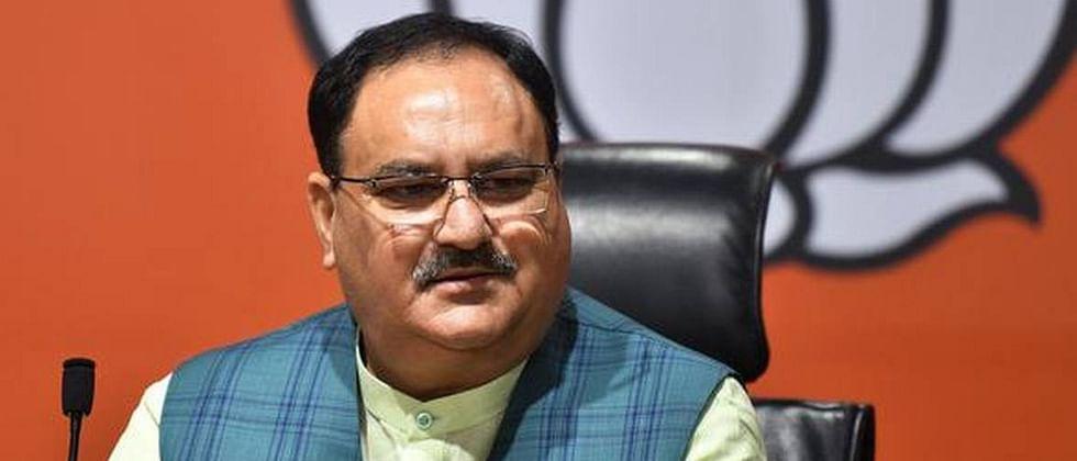 Soniaji should not avoid original questions under the garb of COVID-19: BJP President J.P. Nadda