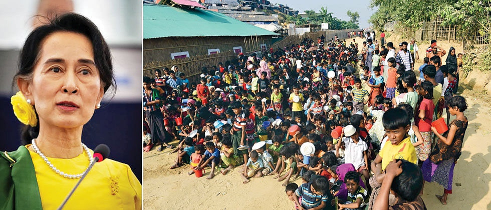 Suspense over ICJ's decision on Rohingyas' persecution