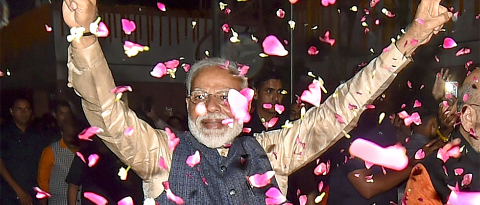 NaMo wins with historic mandate but journey ahead won't be easy