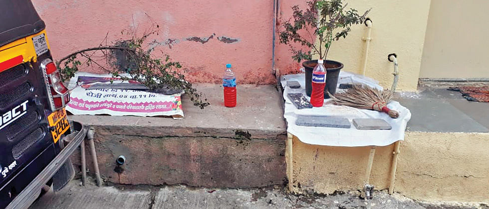 Hadapsar residents turn to superstition to scare strays