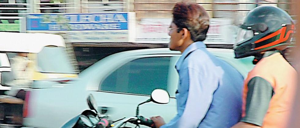 Helmet compliance drops by 20 per cent, says survey