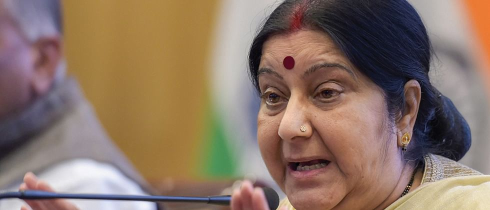 World looks up to India and South Africa for providing leadership: Swaraj