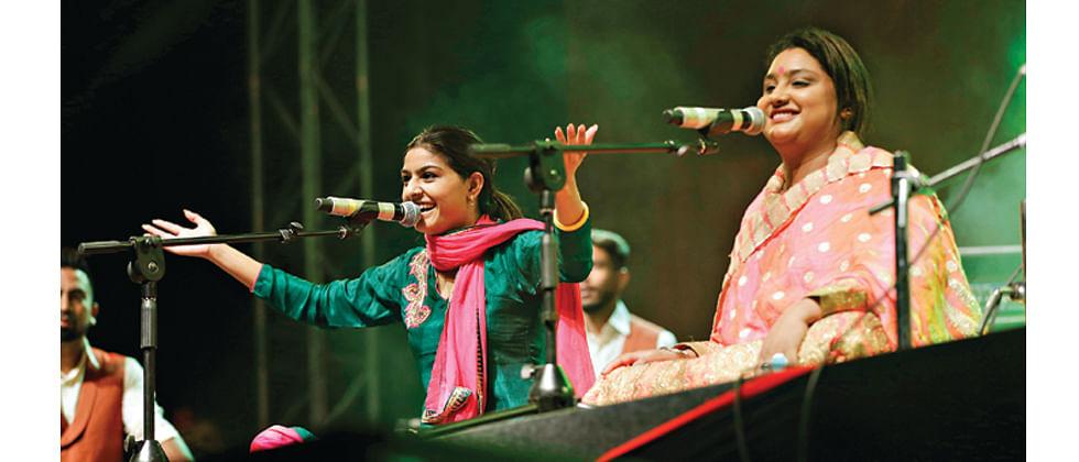 Bharadwaj makes his debut at musical fest