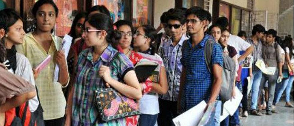 2,408 students allotted colleges in first round