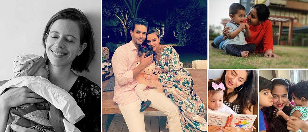 Mother's Day: Celebrity moms redefining motherhood