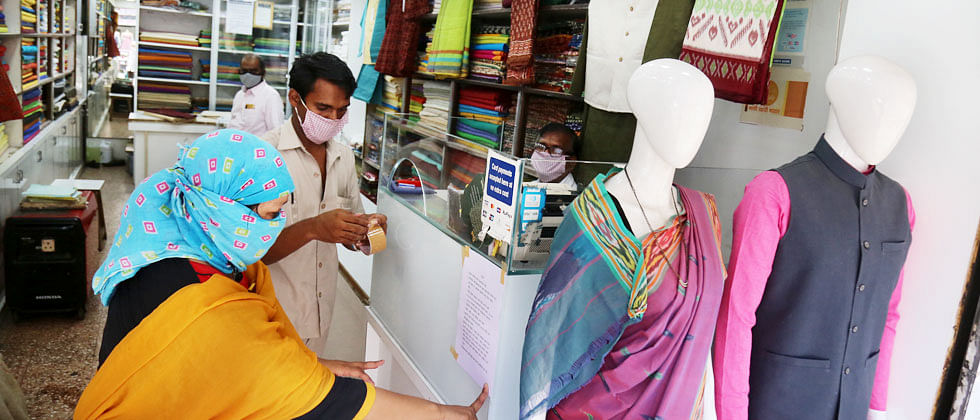 Will shopping at Pune's Laxmi Road ever be the same again?