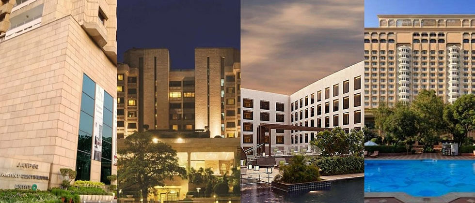 Taj Mansingh, five other hotels to become COVID-19 care centres