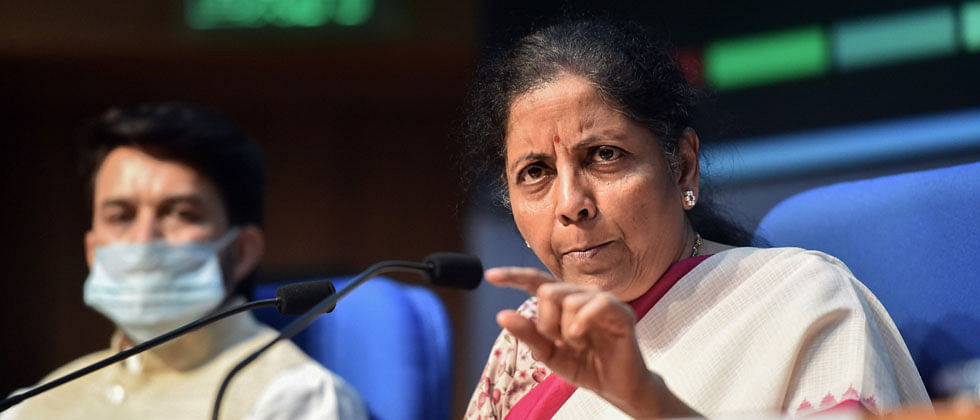 FM Nirmala Sitharaman: 'Third tranche of economic package to focus on agri sector'