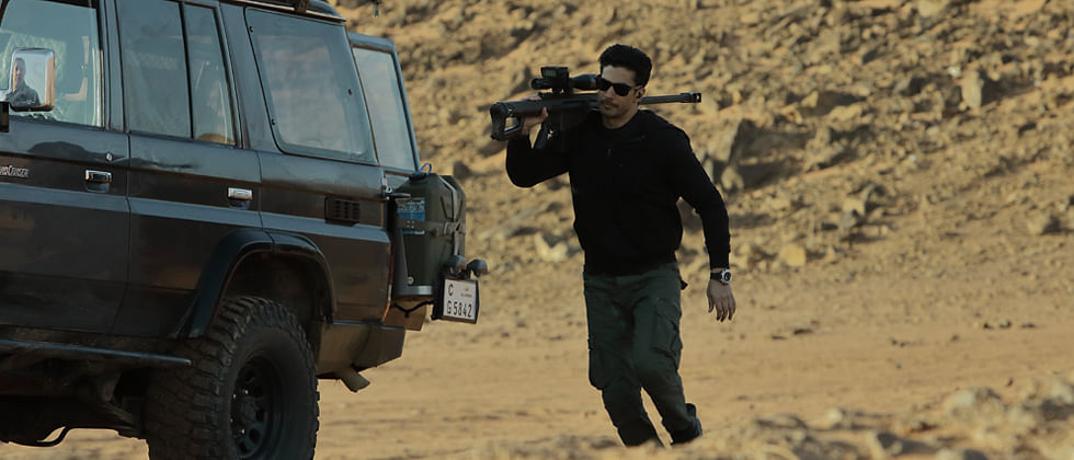 """Muzamil Ibrahim has """"no regrets"""" for his Special Ops' screen-time"""