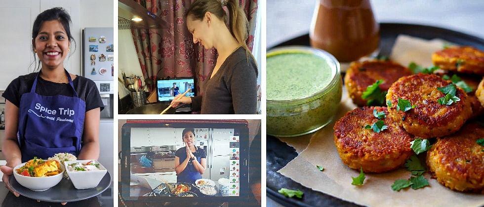 e-Chef workshops to destress your coronavirus lockdown blues