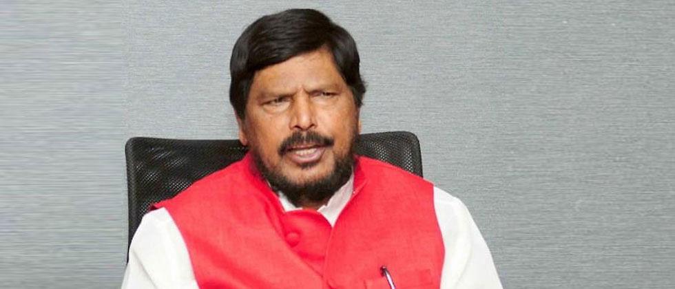 Union Minister Ramdas Athawale proposes boycotting Chinese food!