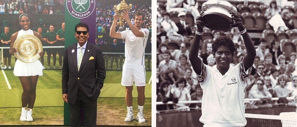 When Vijay Amritraj almost became India's first Grand Slam singles semi-finalist in the Open Era