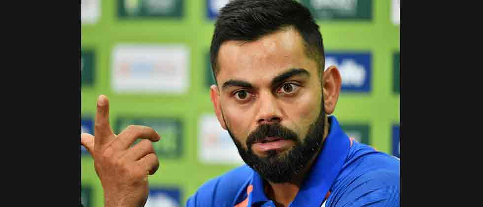 Responsibility is on players to manage workload in IPL: Kohli