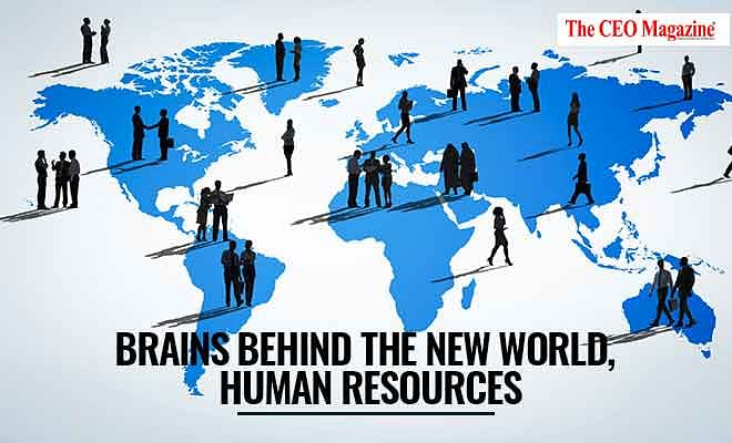 Editor's Note: Brains Behind New World, Human Resources