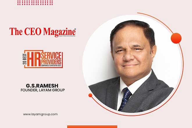 G.S.Ramesh, a visionary who is translating the Dream of Empowered Indian Youth into Reality