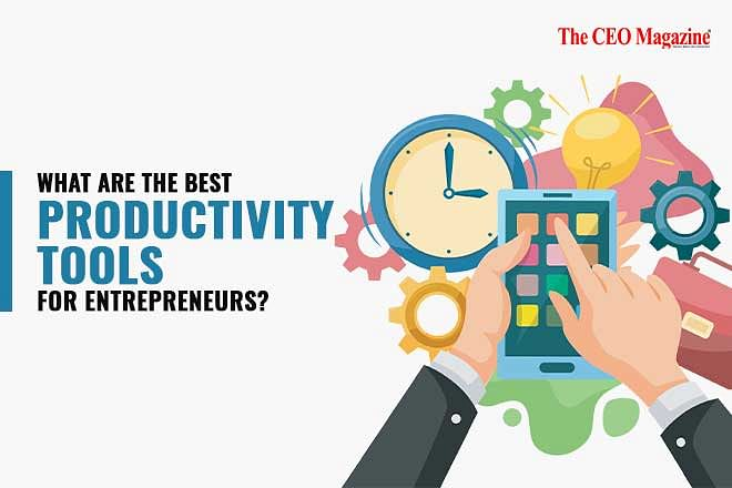 What are the best productivity tools for entrepreneurs?