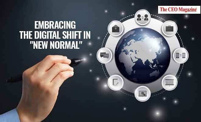 """Editor's Note- Embracing The Digital Shift in """"New Normal"""""""