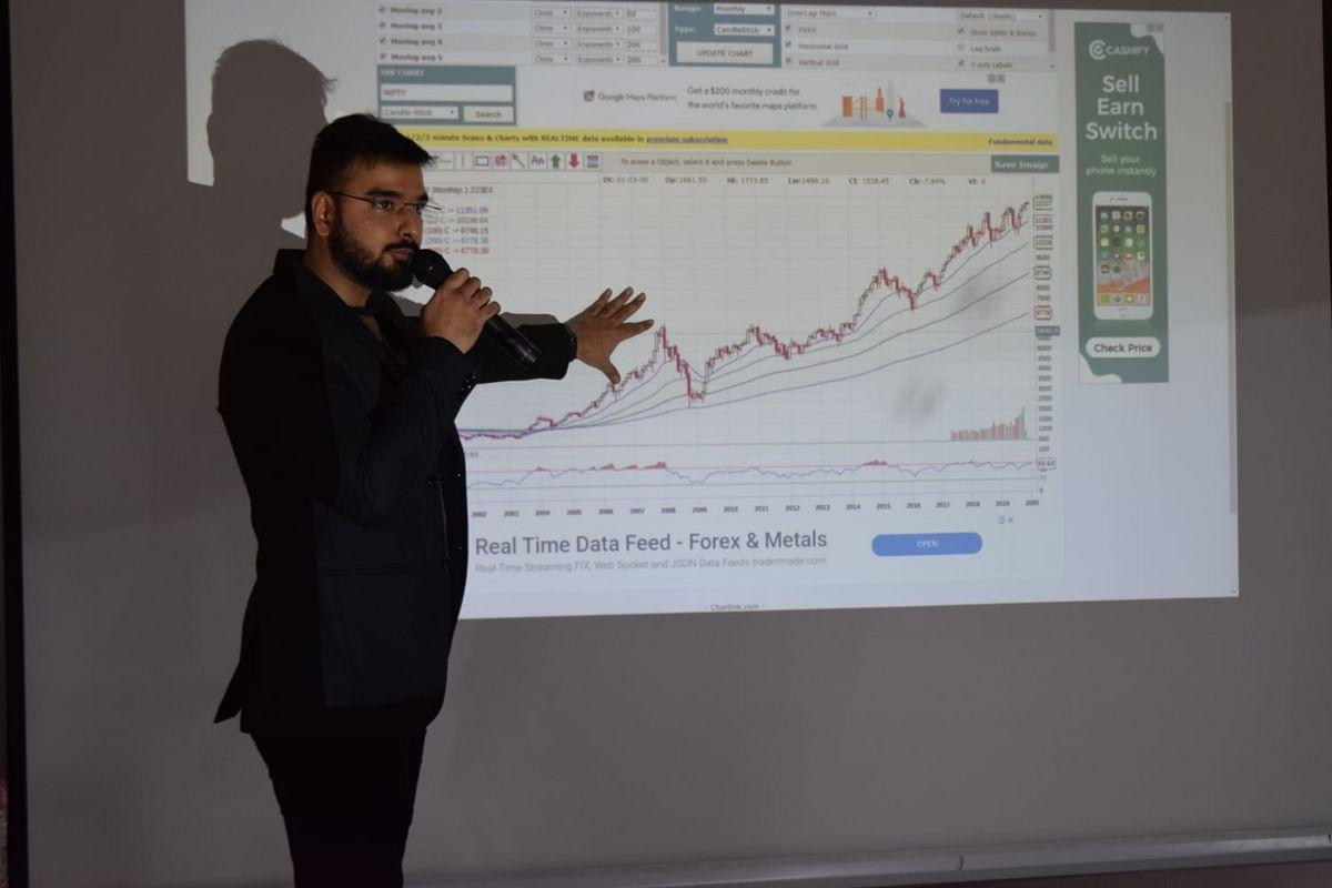 Sanjay Jaswani: Young CEO & Trader