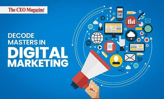 Decode Masters in Digital Marketing